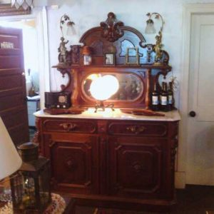 Sideboard With Granite Top