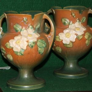Roseville Small Urns