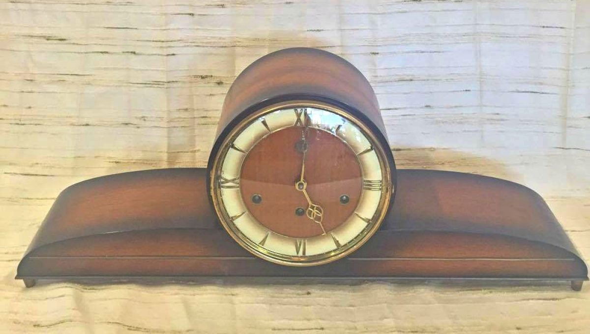 Hapeanker Westiminster Mantle Clock