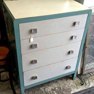 Norman Bel Geddes Simmon's Dresser