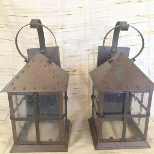 Georgian Art Lighting Sconces