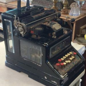c1904 Dalton Adding Machine