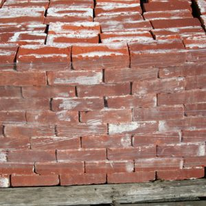 Pallet of Historic Richmond Bricks