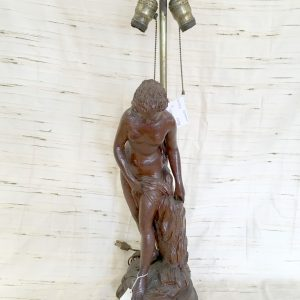Female Figurine Table Lamp