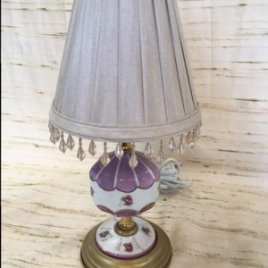 Tiny Table Lamp