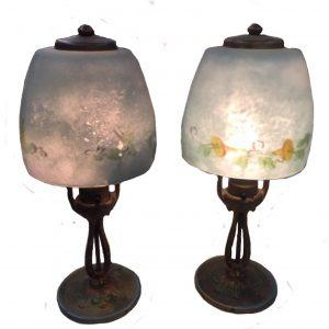 Boudoir Aladdin Lamps