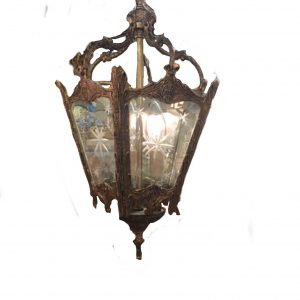 Spanish Brass Lanterns