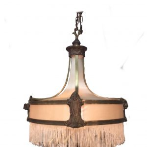 Deco Silk Chandelier