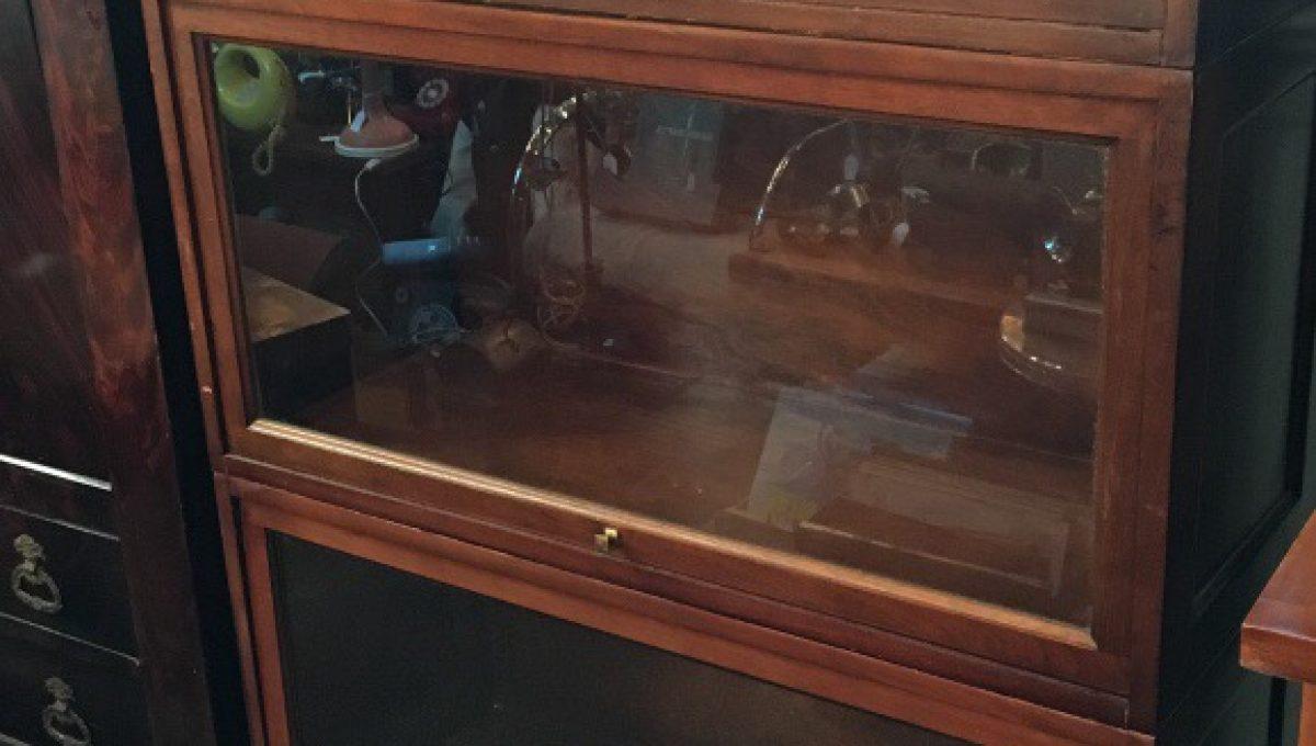 Wooden Display Case