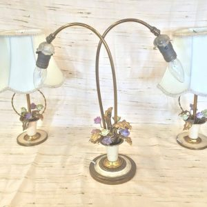 Flower Bouquet Lamp Set