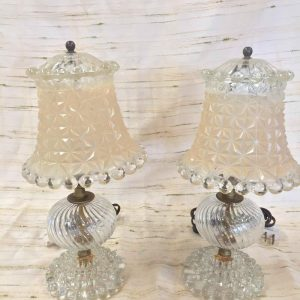 Small All Glass Lamps