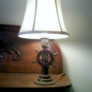 Brass Nautical Lamp