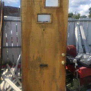 New Modern Door