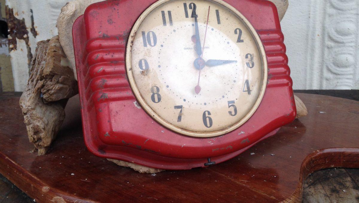 Vintage GE Wall Clock