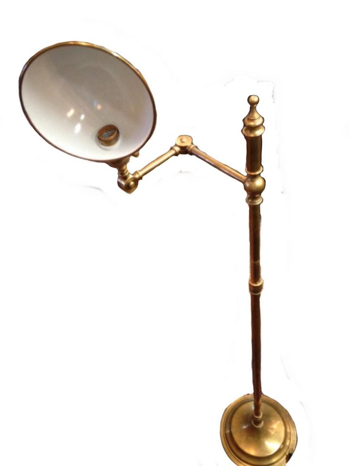 Robert abbey inc brass floor lamp pauls place online robert abbey inc brass floor lamp aloadofball Choice Image