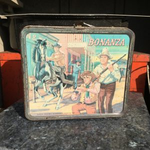 Bonanza Tin Lunchbox