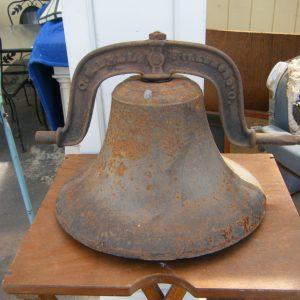 C.S Bell Hillsboro # 2 Bell