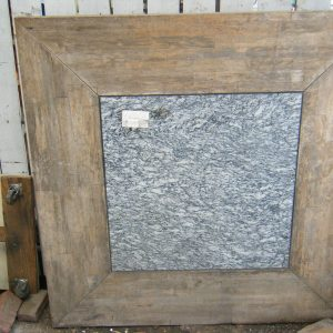 Granite and Wood Table Top