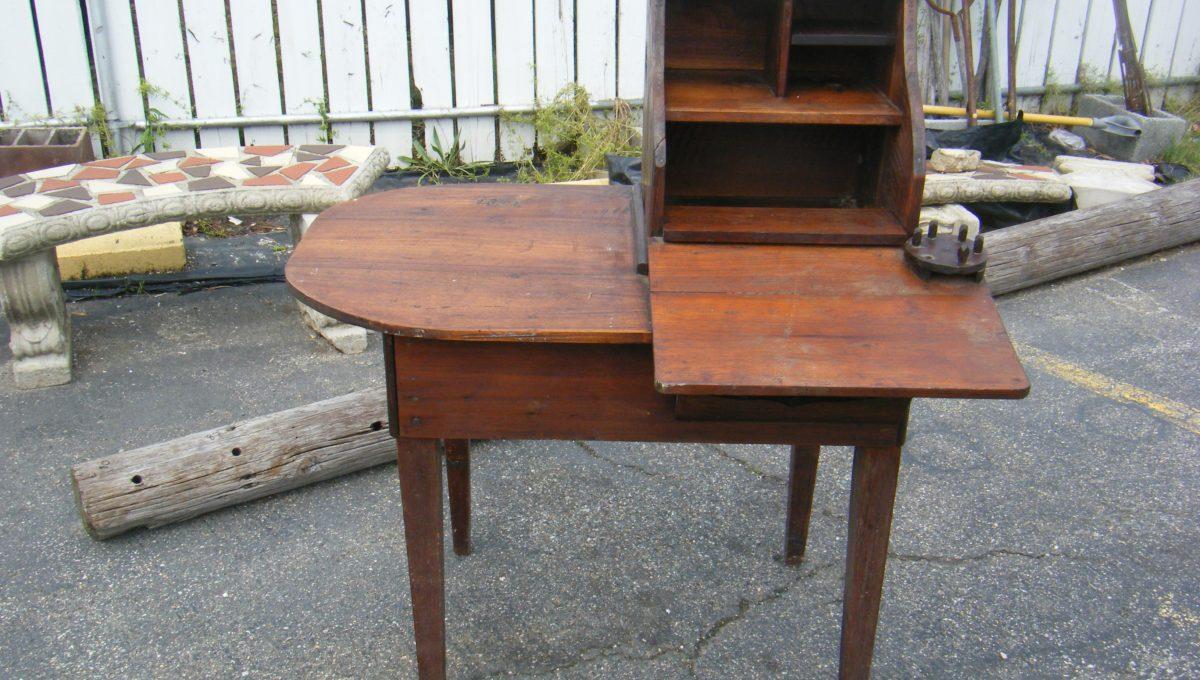 Primitive Walnut Desk