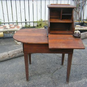 Primitive Walnut Desk