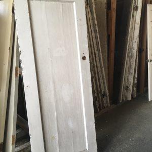 Single Panel Exterior Door