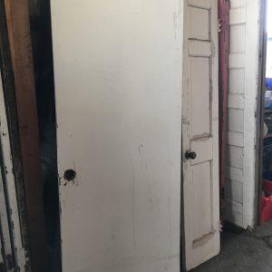 Flush Closet Door