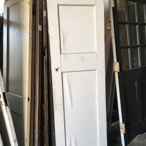 2-Panel Closet Door