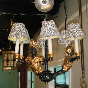 Moors Candle Chandelier