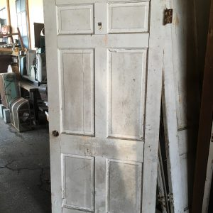 6-Panel Vertical Door