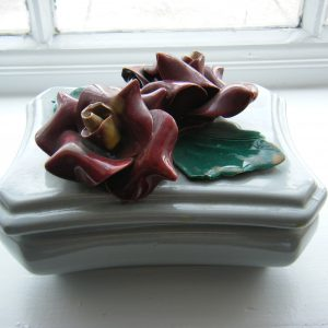 Flower Knick-Knack Box