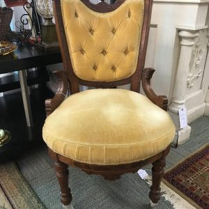 Antique Eastlake Upholstered Chair
