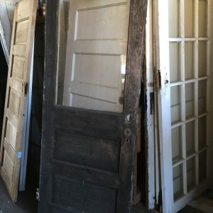 Half-Lite/ 2-Panel Exterior Door