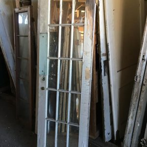15-Lite Mirrored French Door
