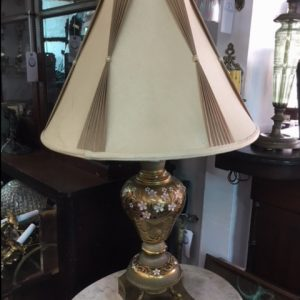 Golden Vase Table Lamp
