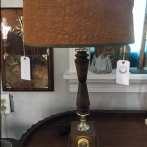 Mid-Century Dimmer Table Lamp