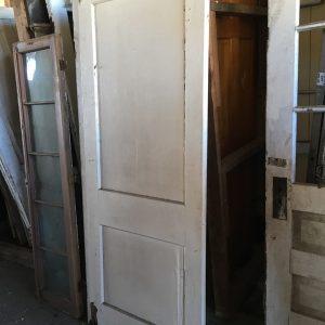 2-Panel Kitchen Swing Door