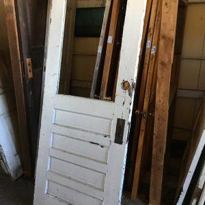 4-Panel/Full Lite Horizontal Door