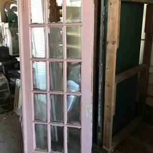 15-Lite French Door- Damaged