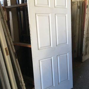 6-Panel Vertical Interior Door