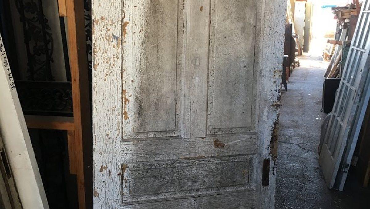 5 Panel Traditional Exterior Door Pauls Place Online