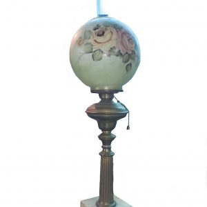 Cornelius & Co. Parlor Oil Lamp