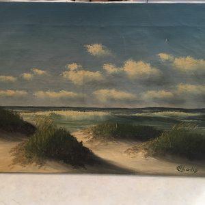 MCharles Original Landscape Oil Painting