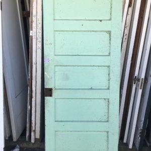 5-Panel Horizontal Door