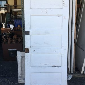 5-Panel Horizontal Door
