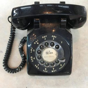 Vintage Western Electric Rotary Phone