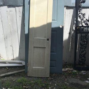 2-Panel Closet Door