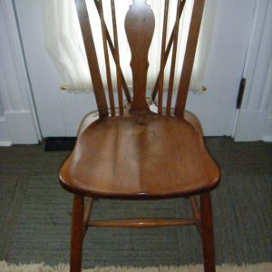 Authentic Cherry Valley Stickley Chair